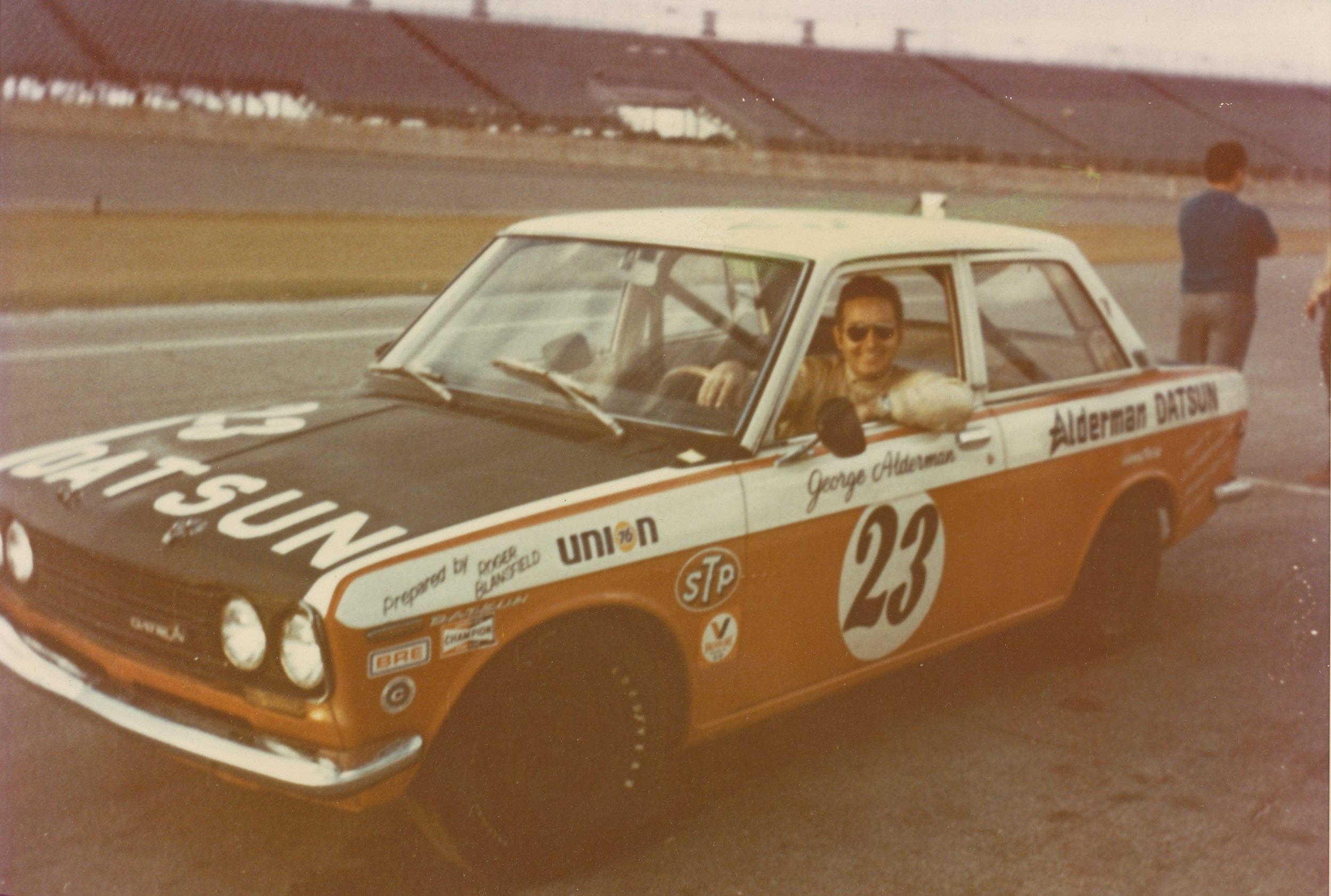 Datsun 510 IMSA Baby Grand (1971)