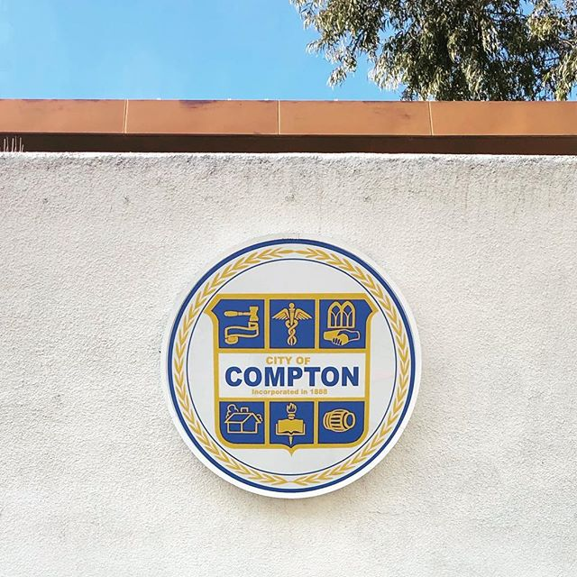 New project... in the City of Compton