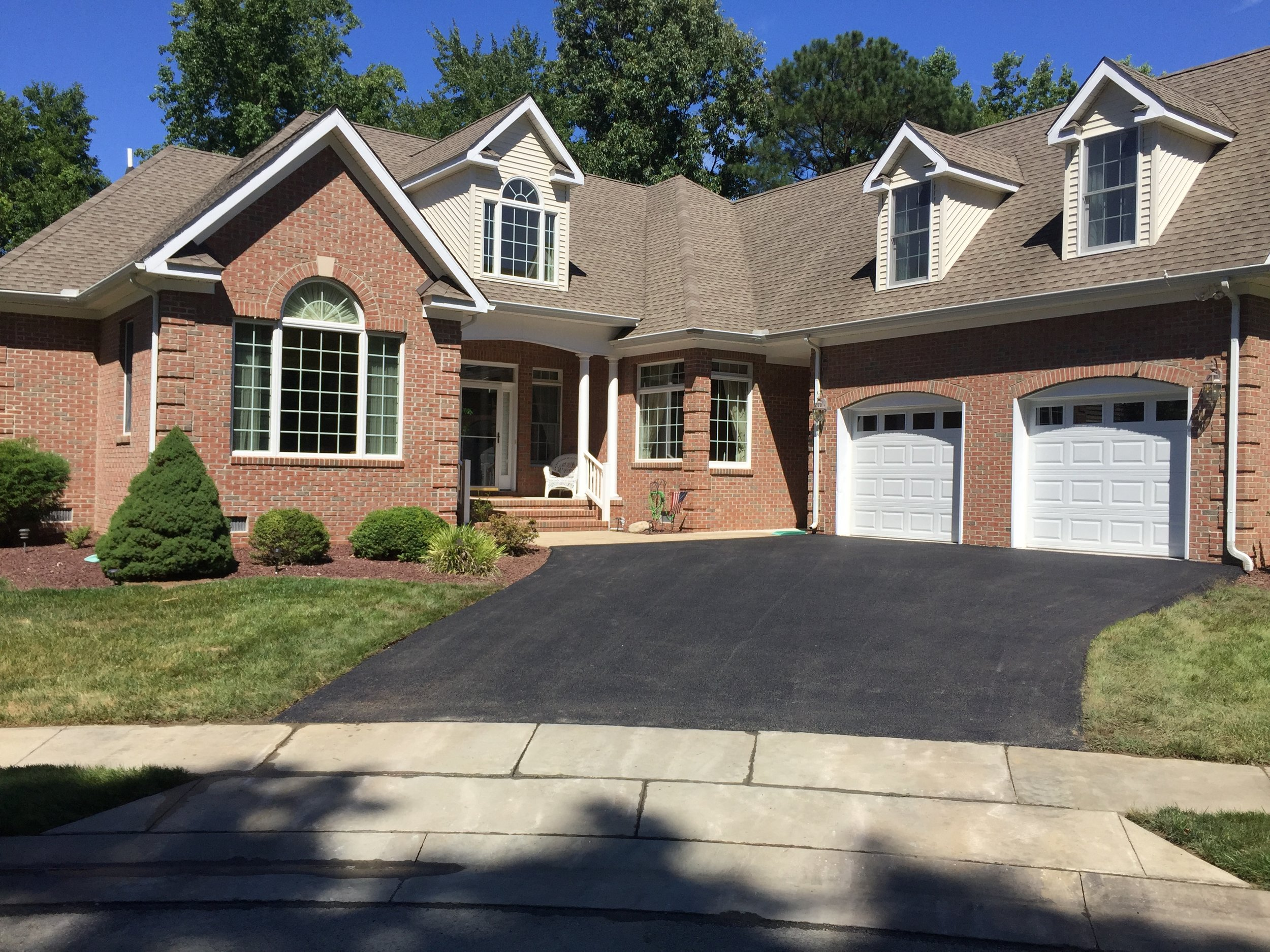 Professional   Residential Paving    View Our Services  Request an Estimate