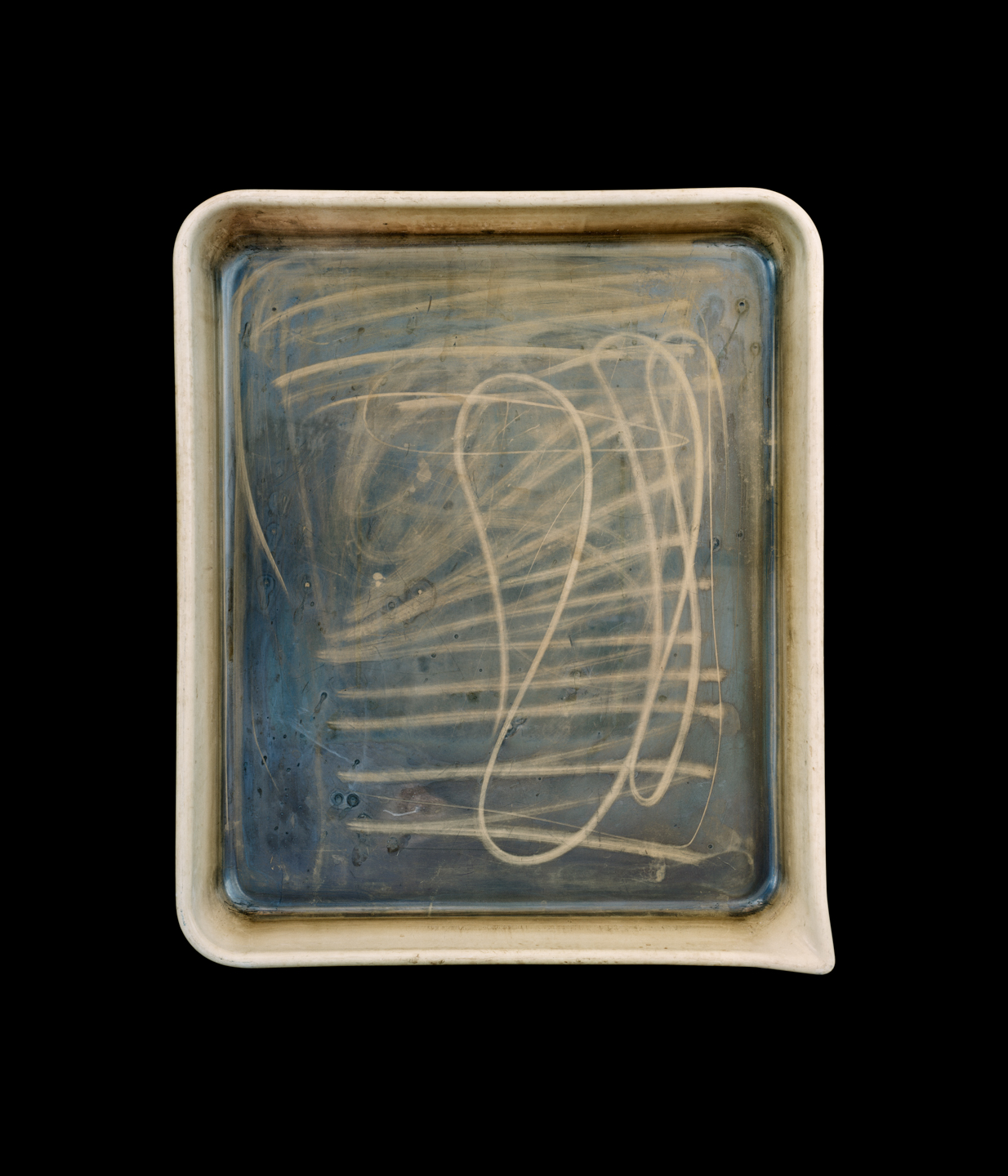 Eileen Travell's Developer Tray, 2010