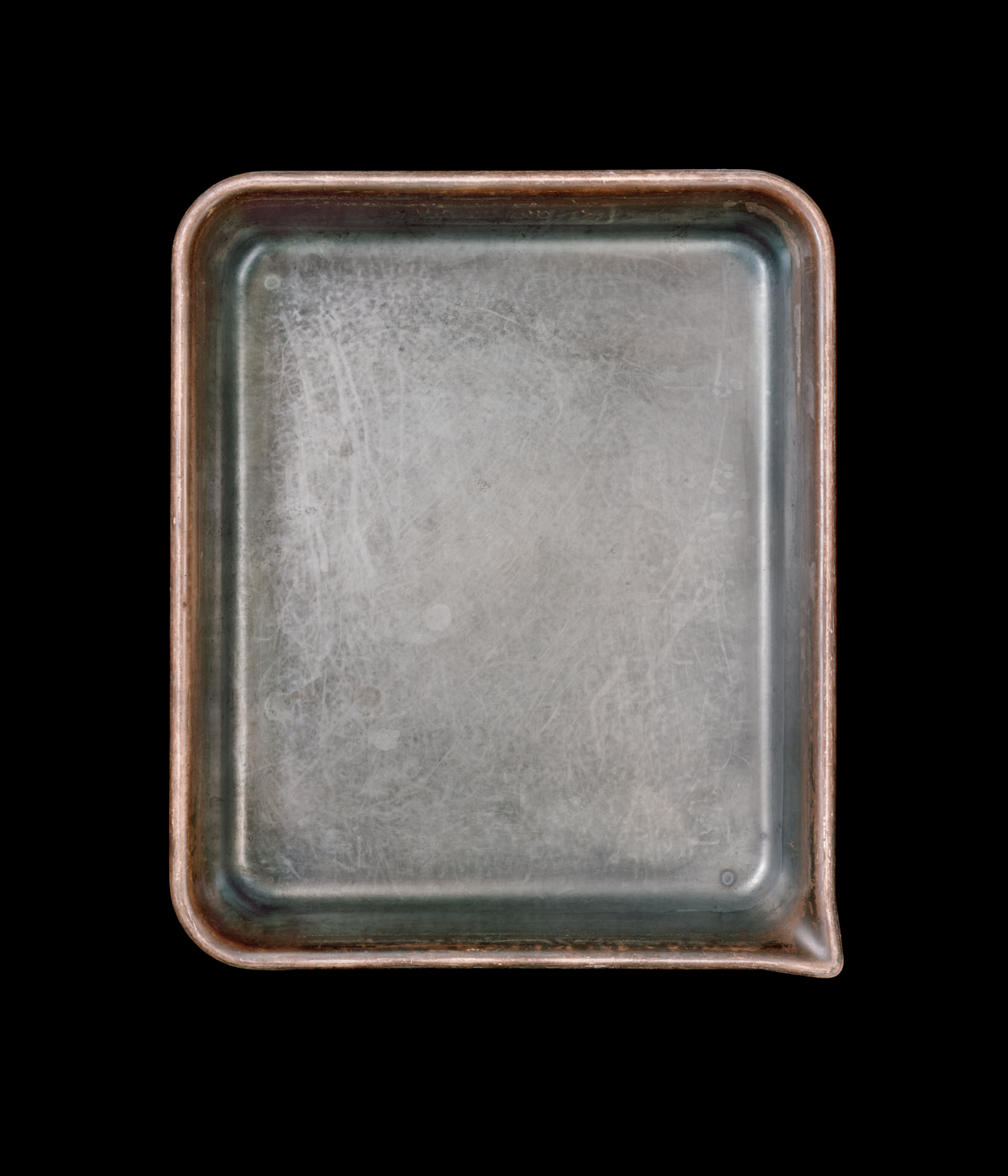 Minor White's Developer Tray, 2012