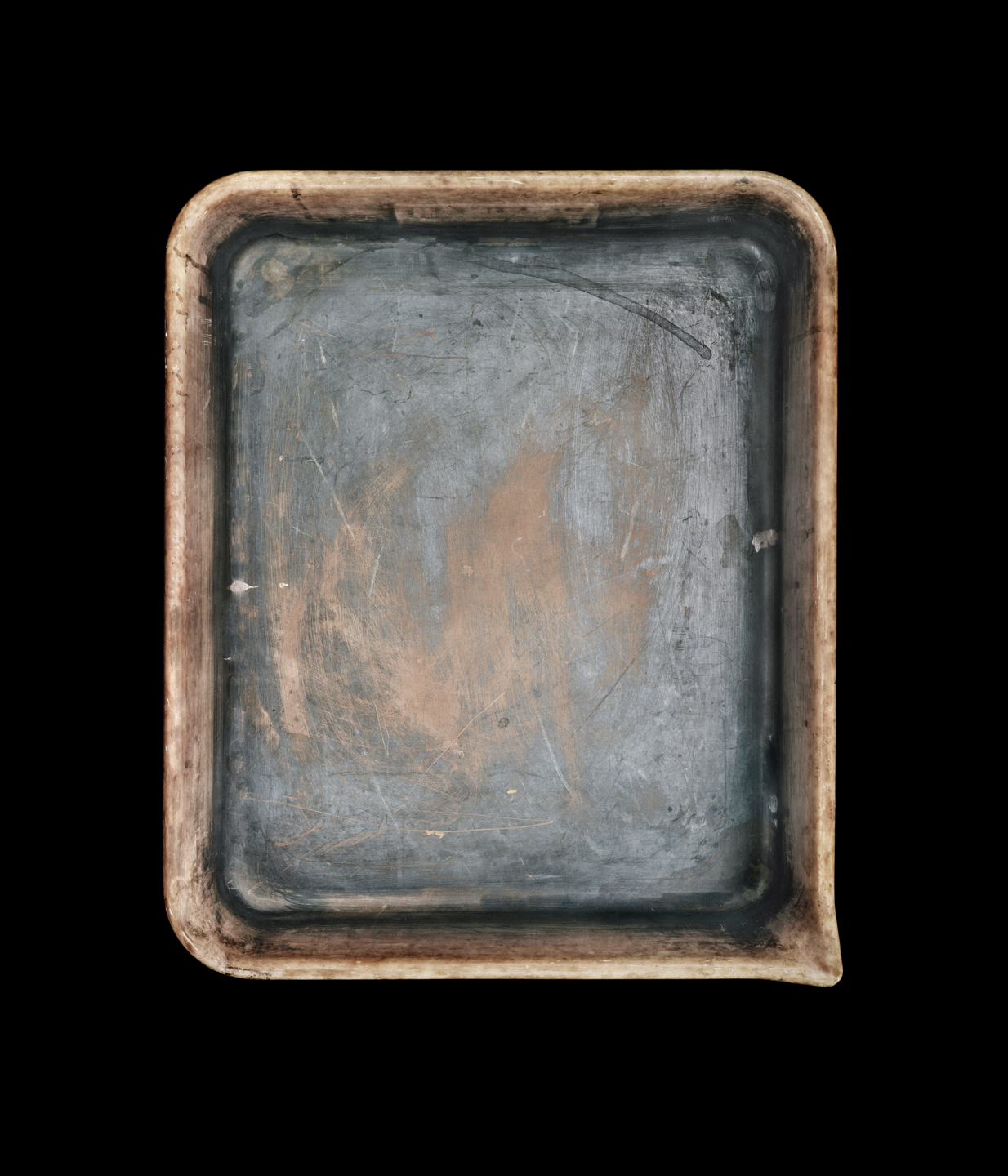 Sylvia Plachy's Developer Tray, 2010