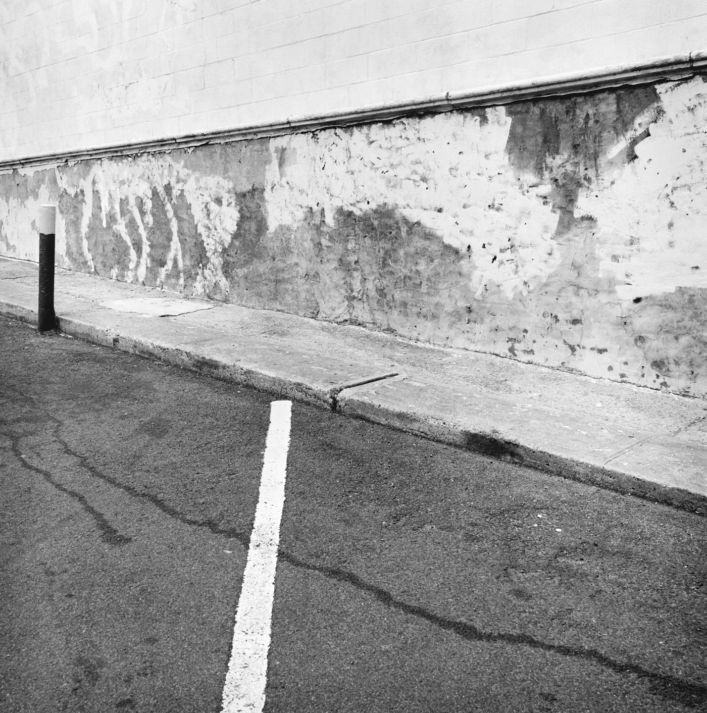 Flattened Perspective, Brooklyn, NY, 2005
