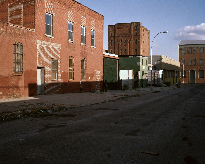 4th Street, Brooklyn, 2008