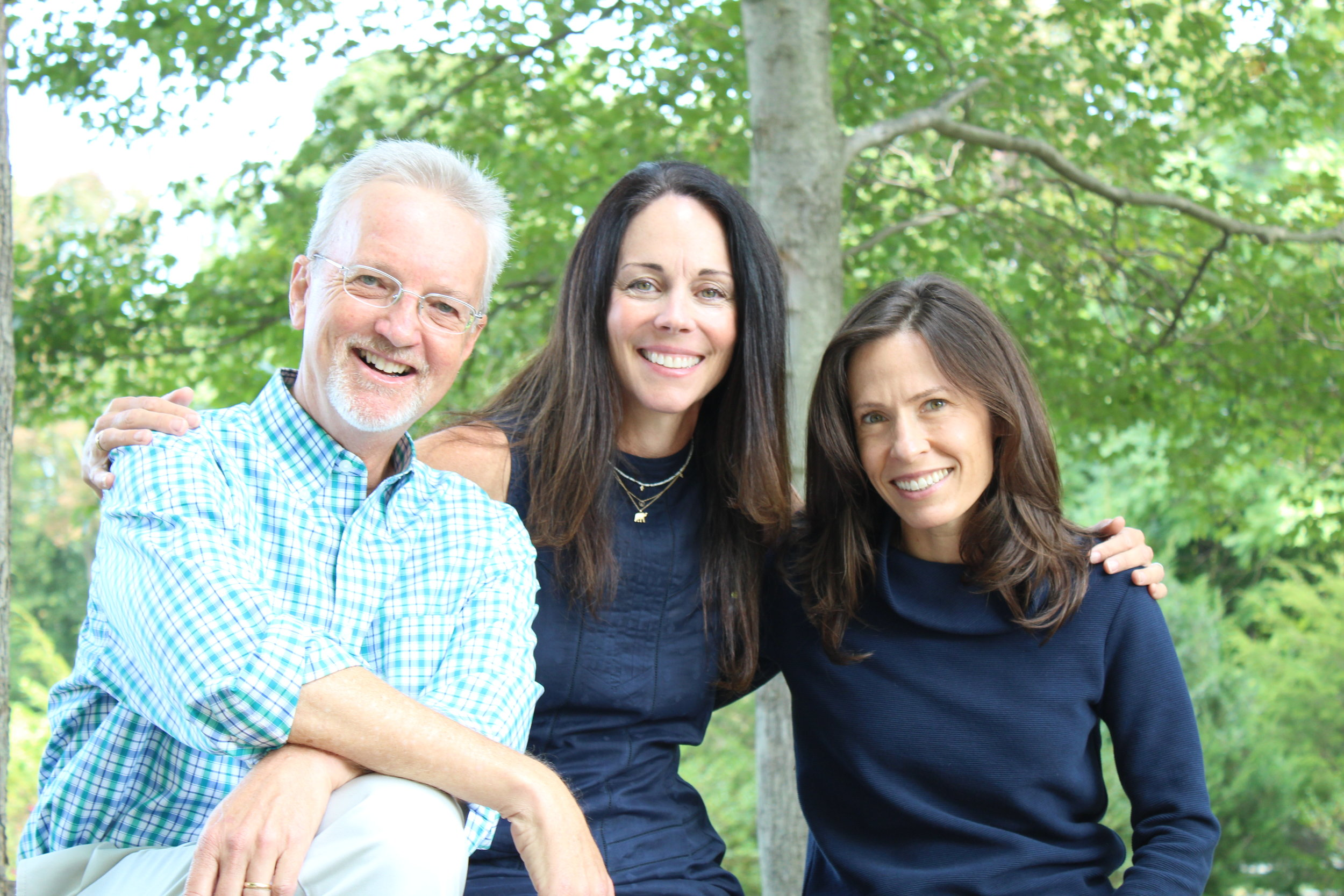 From left, founders Will Heins, Michelle Seaver and Erika Long    Photo credit: Dr. Jeanne Castellucci