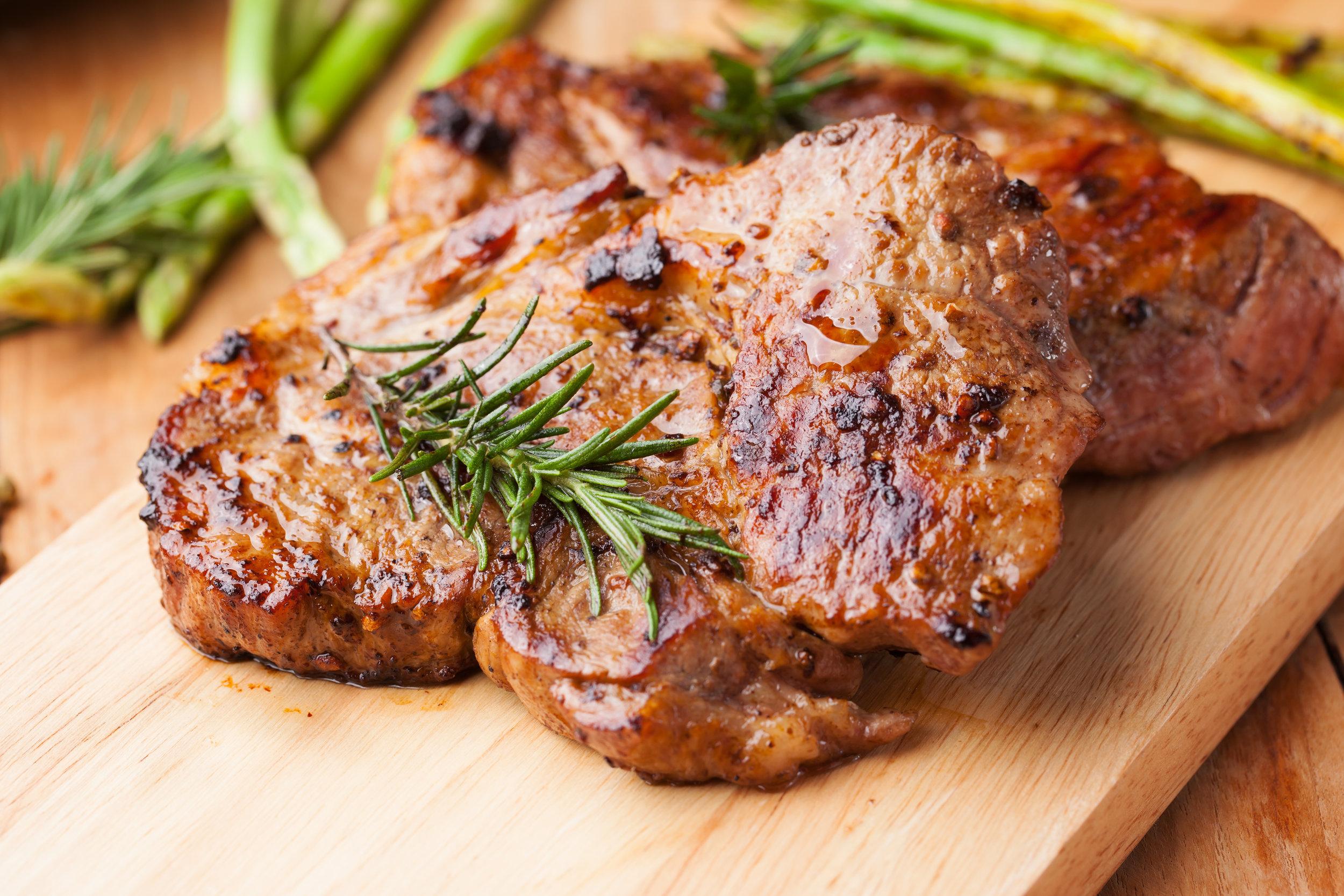 Bone-In Pork Chop