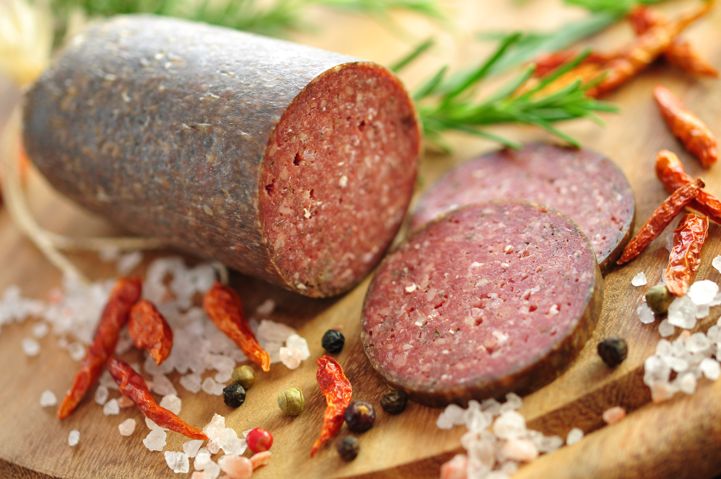 Traditional Summer Sausage