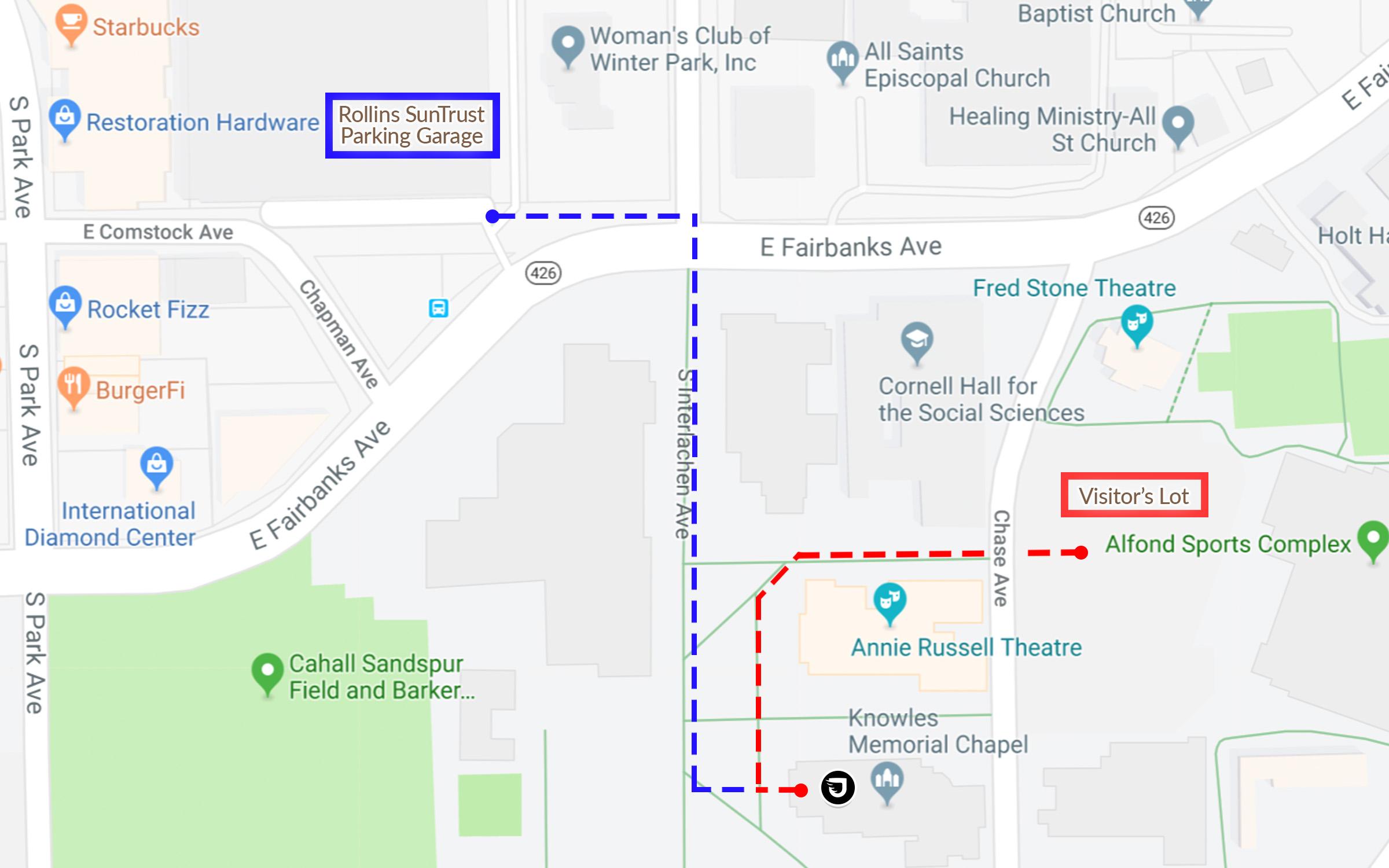 map to chapel 2 parkings.jpg