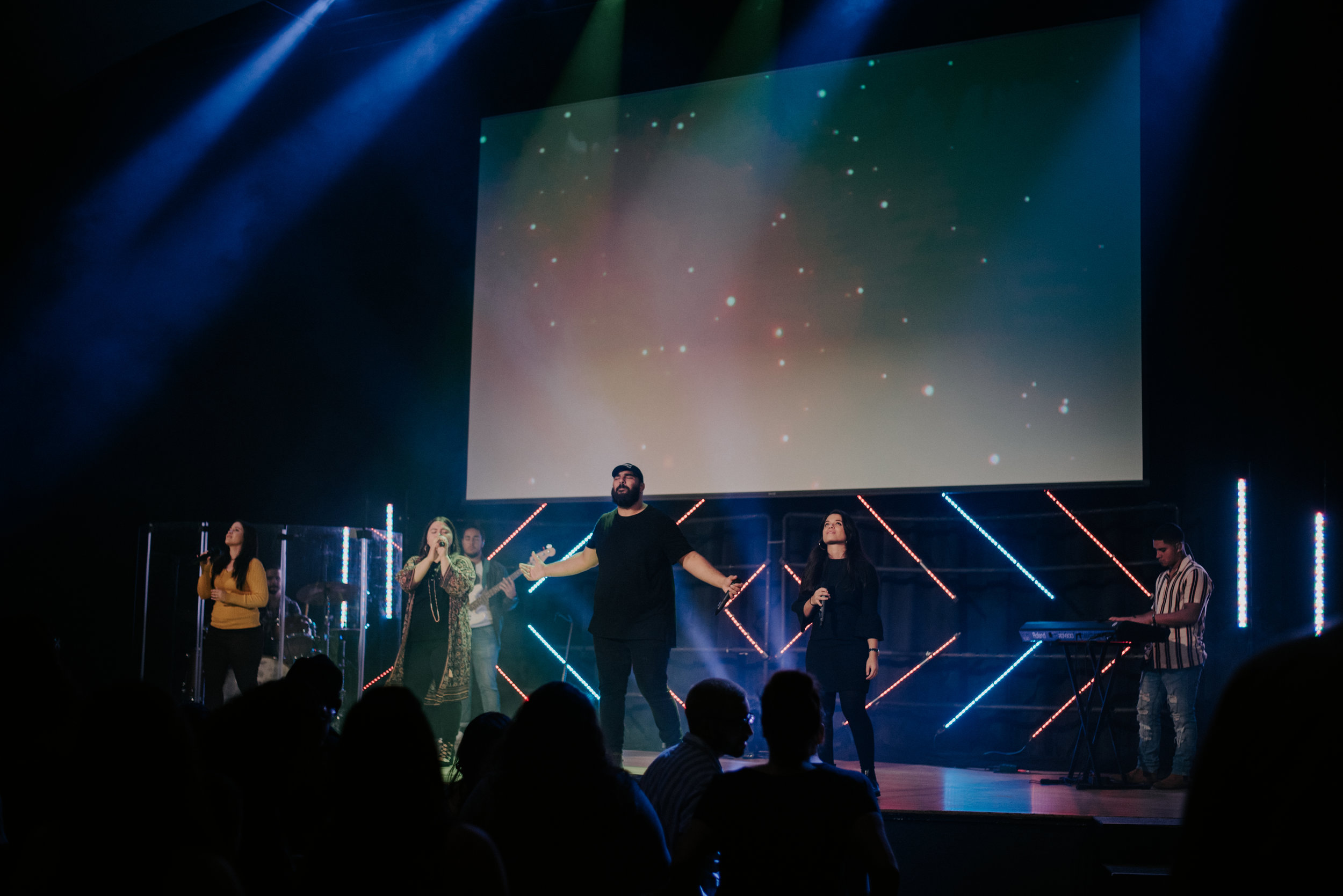 5. EXPANSION - This offering accelerates the vision that we share here at Journey—to start new campuses and get our current portable campus into a permanent facility.