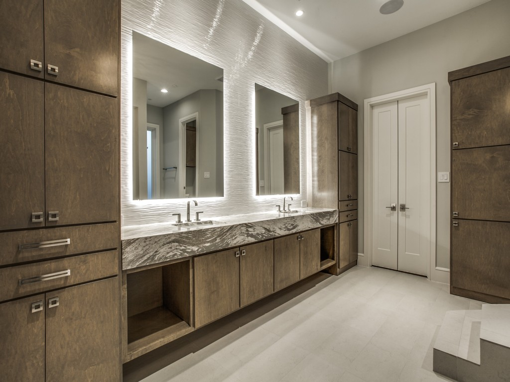 MASTER BATHROOMS -