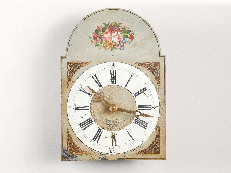 Kroeger Clock, ca. 1895