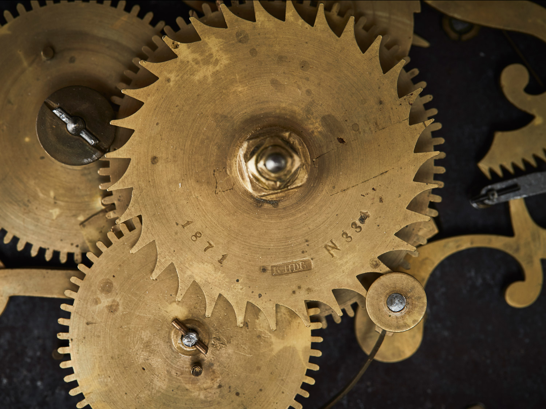Hildebrand Clock Marking