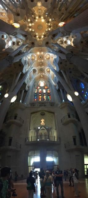 La Sagrada Familia by Antoni Gaudi, Barcelona.jpg