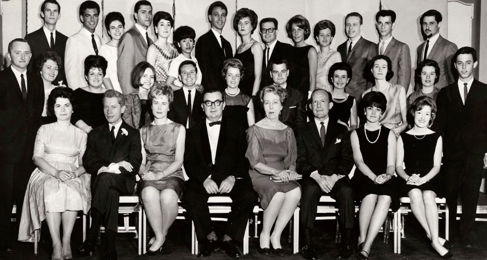 """NYSID Class of 1963: The commencement ceremony and reception that took place at the St. Regis Hotel on May 31, 1968 was a swanky affair. Distinguished architect and guest speaker  James R. LaMantia  told graduates """"you should be joyful about your decision to pursue interior design and thankful that you have found within yourselves the will to make it. The degree to which you embrace your objective is the degree to which you will succeed."""""""