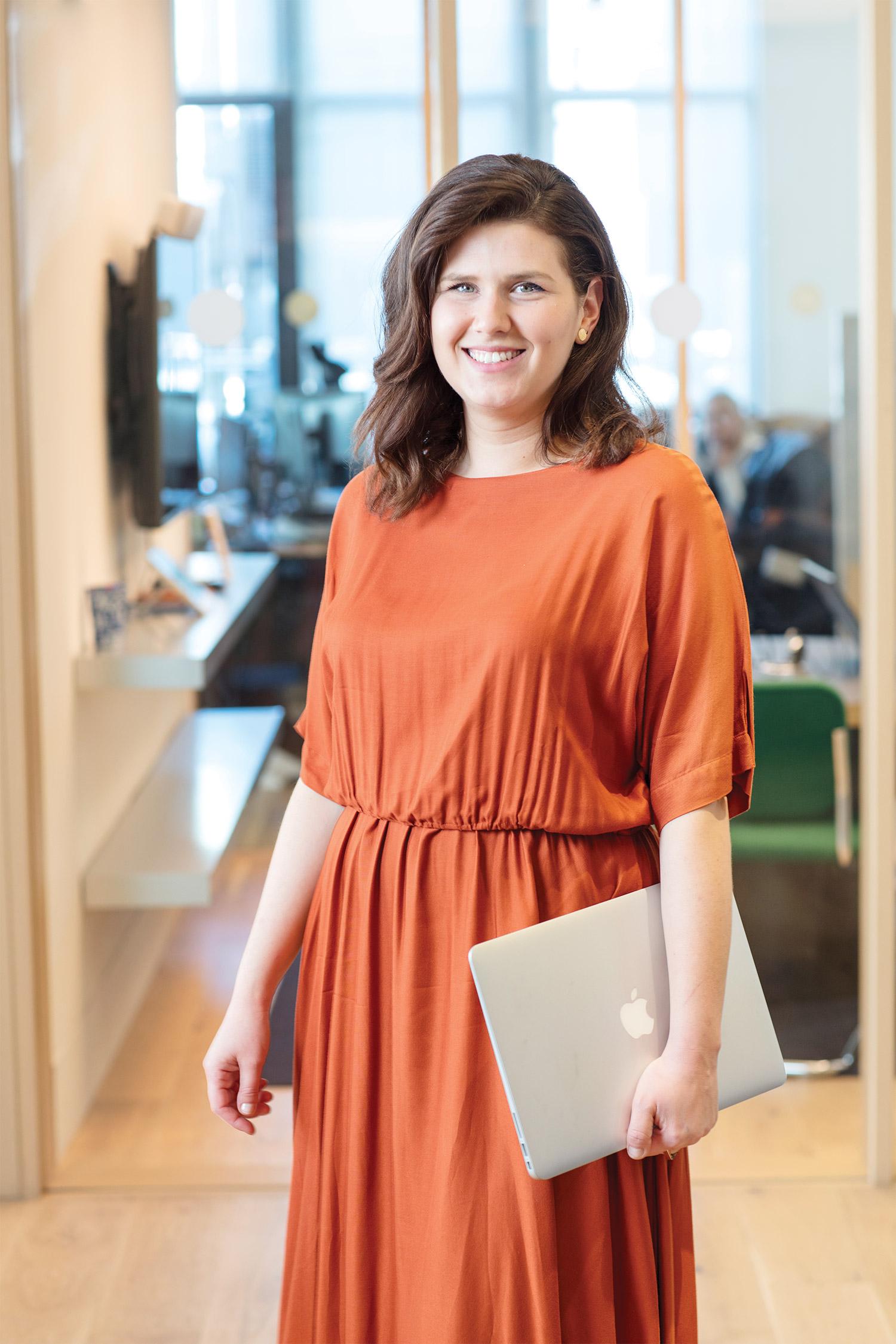 Ilona Birnberg '09 (BFA), Interior Design Manager, US West, WeWork