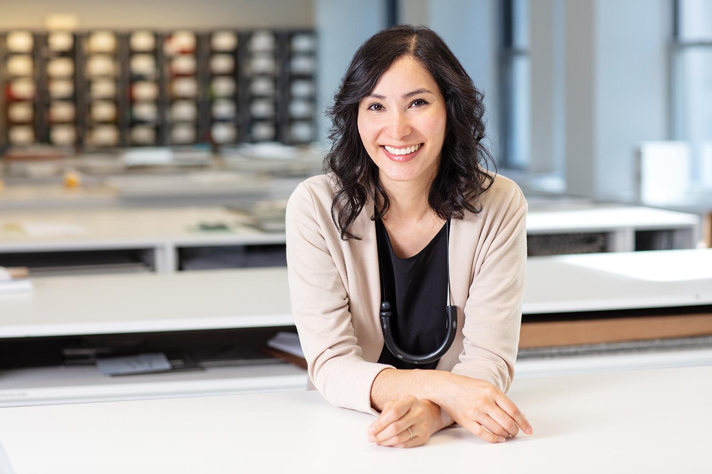 Erika Reuter '06 (BFA), '13 (MFA-2), Project Manager and Senior Associate, HOK