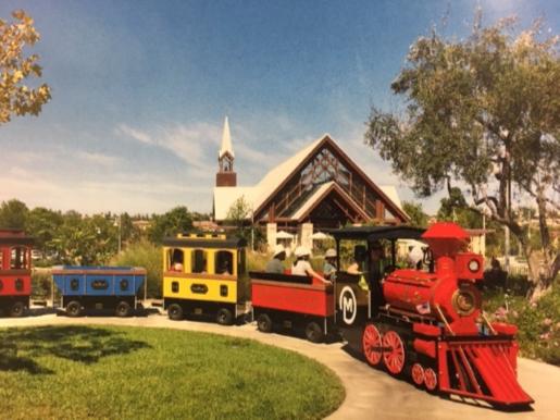 The Americana Train Experience  Transportation around La Puerta
