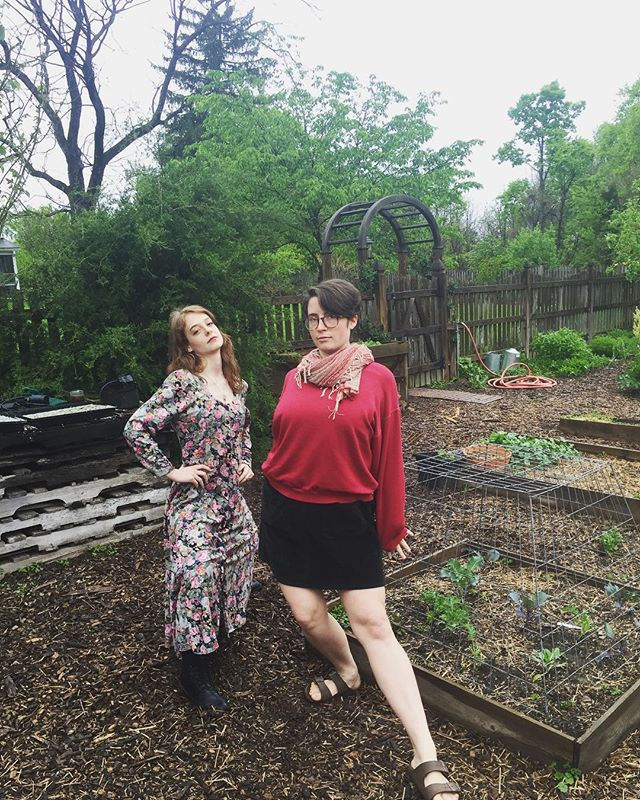 The past week of music was a dream. Thanks to all of the homes, farms, and families that welcomed Maeve and I into their communities with such warmth! @maevethorne and I both have some recordings that will be out (hopefully) sometime in the next few months. 💕