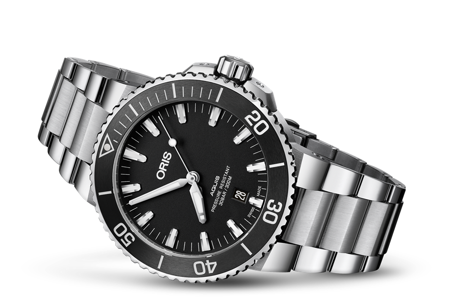 The Oris Aquis will get you through the rough and tumble
