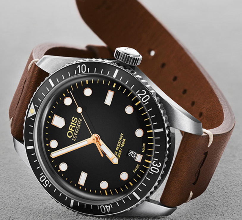 The new Diver's Sixty-Five Movember Edition