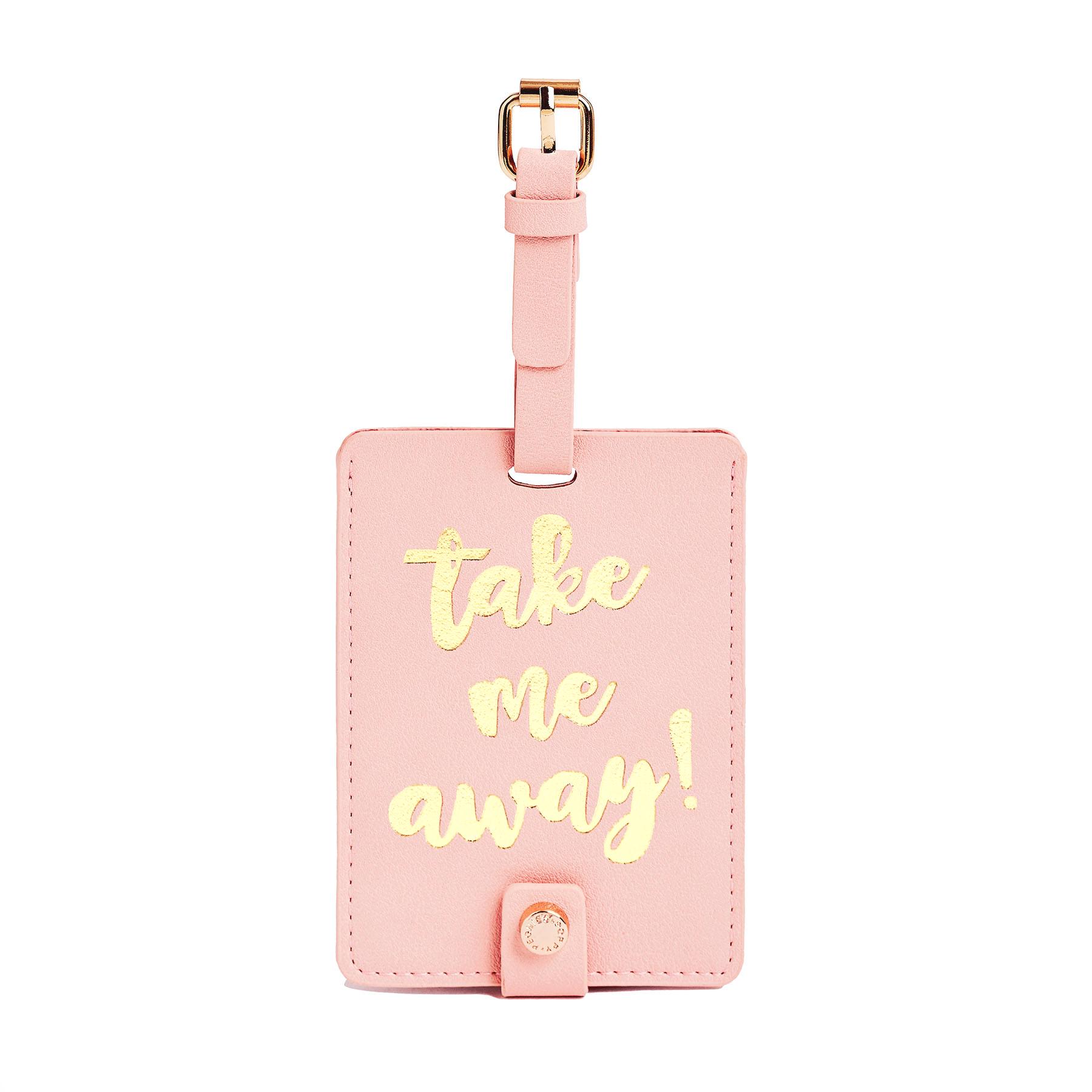 Take me Away Luggage Tag