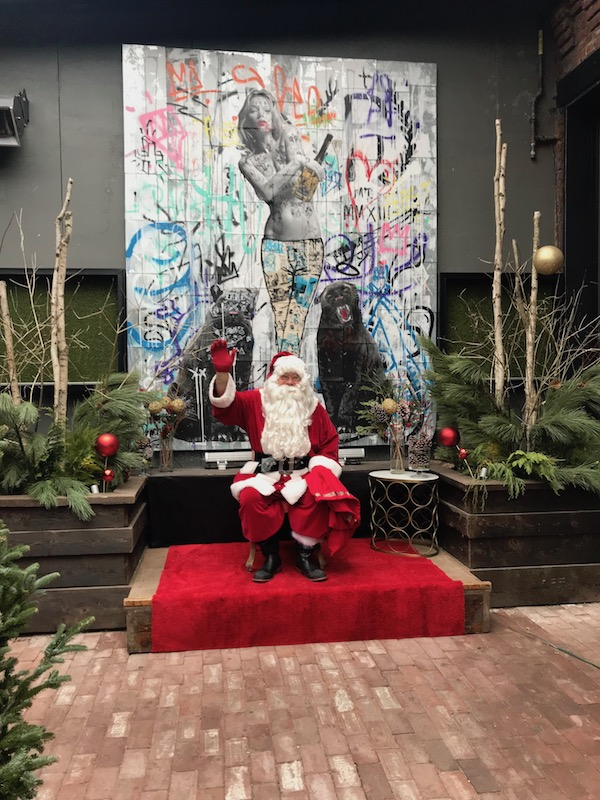 Le Père Noël vous accueille tous les week-ends de décembre jusqu'au 17.