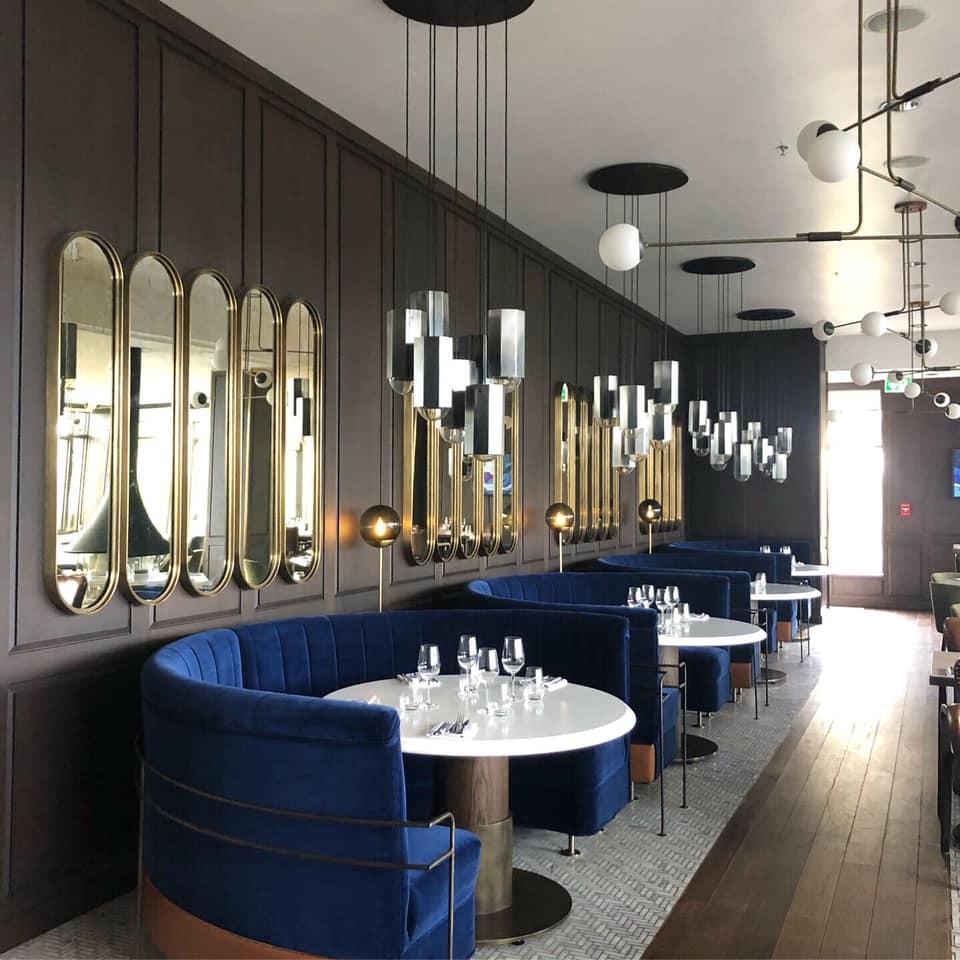 Le superbe restaurant Choux Gras est, selon moi, l'une des meilleures tables à Mont-Tremblant