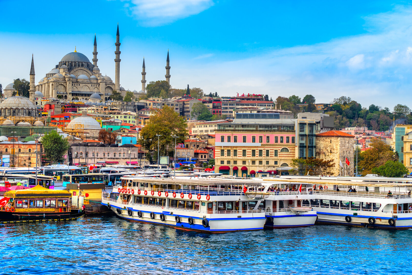 Istanbul, Turquie en deux temps — Where will you be checking in next?