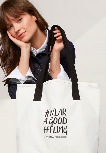 hessnatur bag  -  #wearagoodfeeling