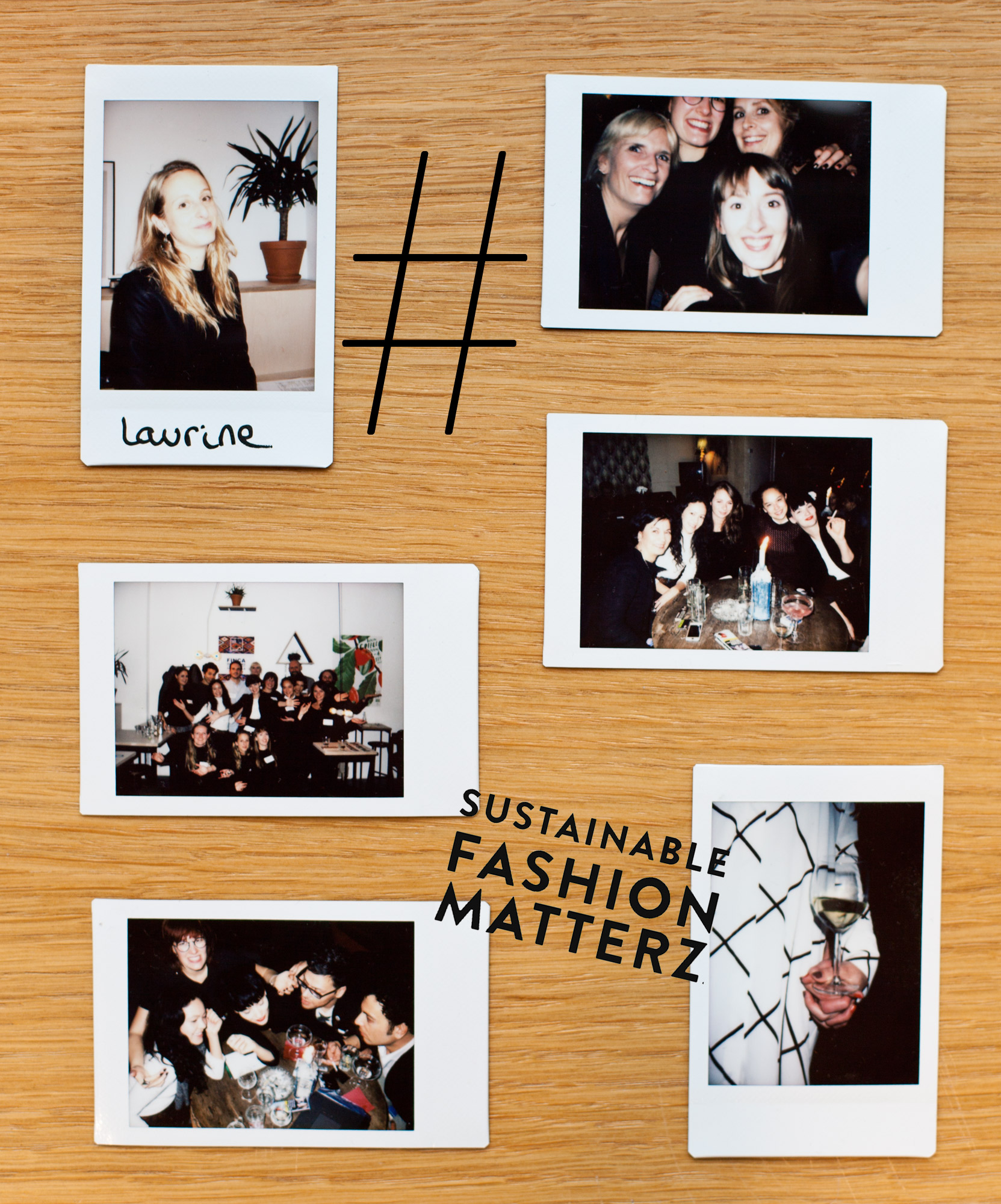 When strangers become friends because SUSTAINABLE FASHION MATTERZ <3