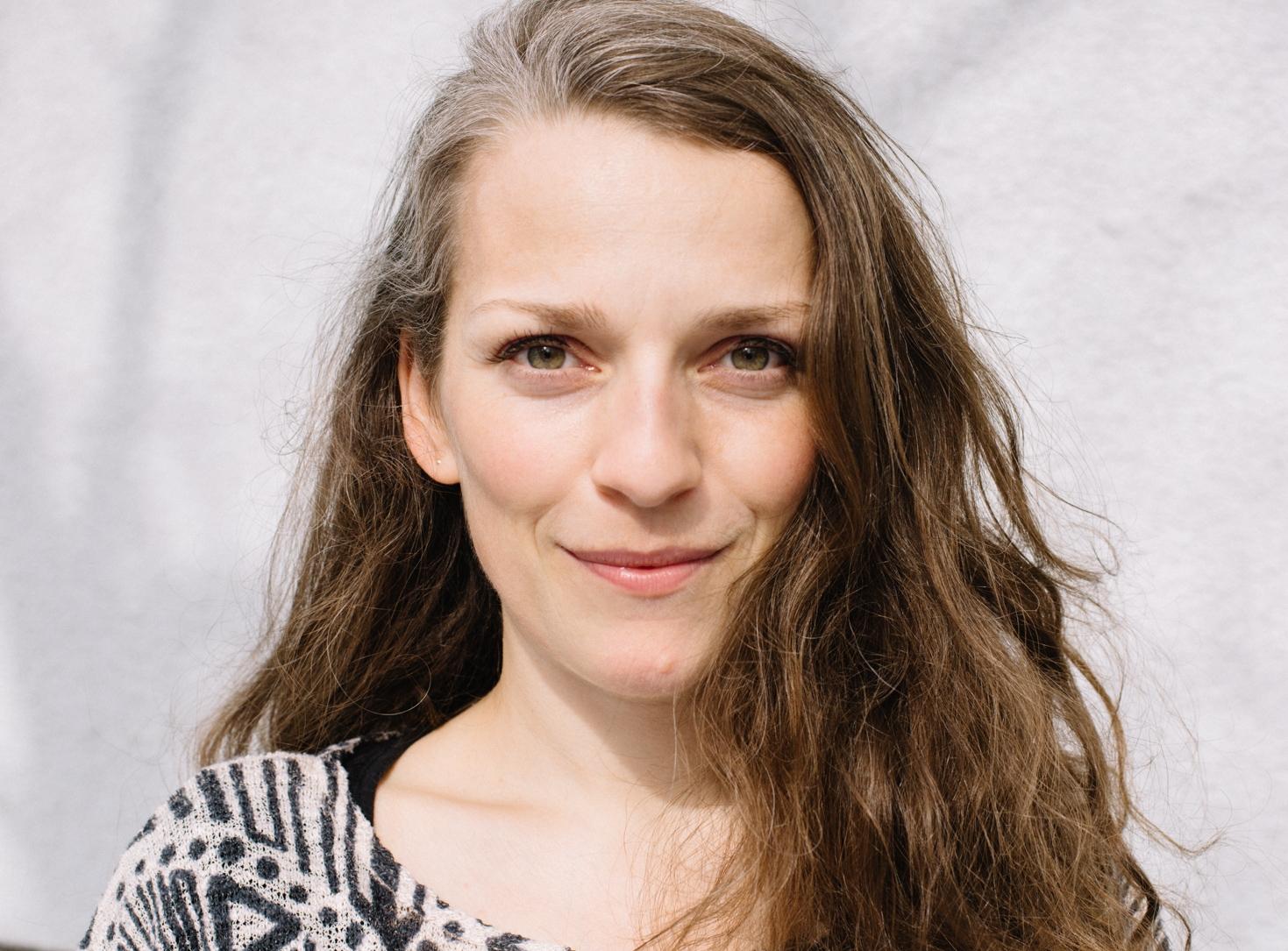 Carina Bischof, founder of Fashion Revolution Germany / ©️Cherie Birkner