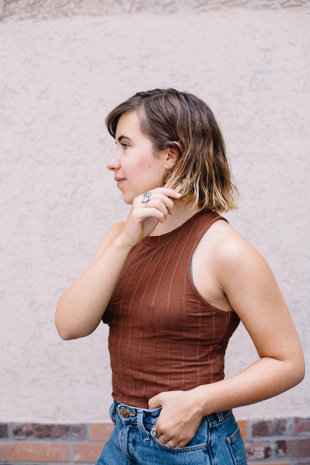 Lexi Hughes ©️Sustainable Fashion Matterz