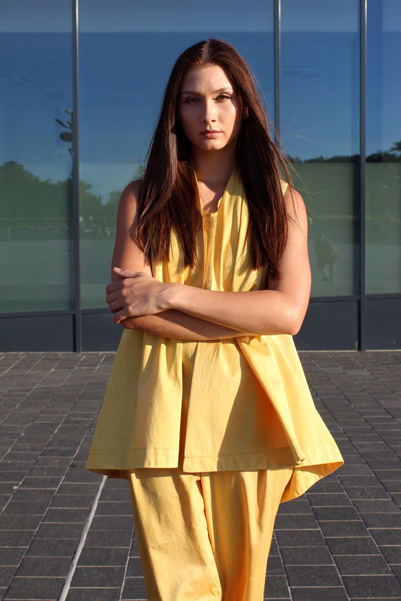 Model: Dominika Árki Makeup: Mónika Varga ©️Nikolett Madai
