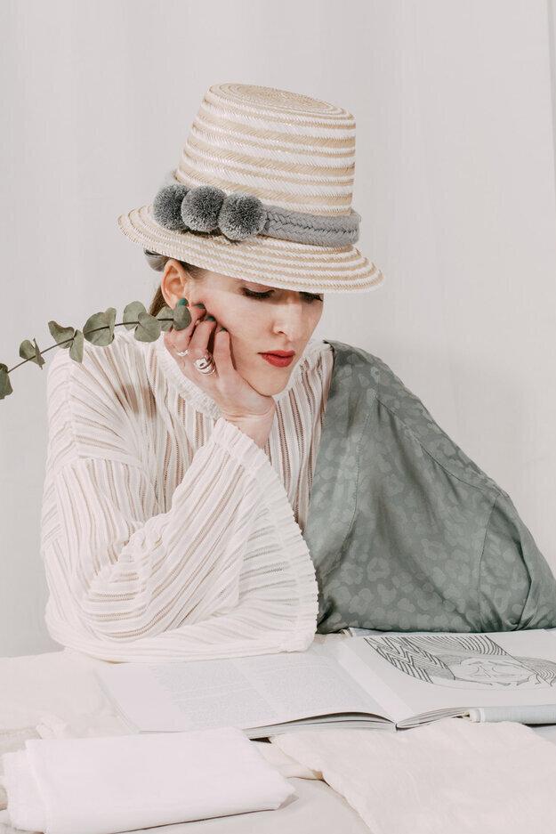 妈妈Tierra  -  Guajiro Hats从80€ 编辑特色