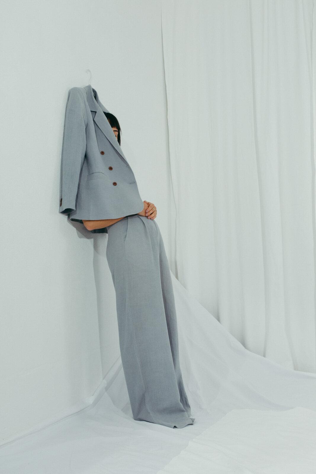 社论公平时尚 - 由金·格拉赫治疗的可持续品牌