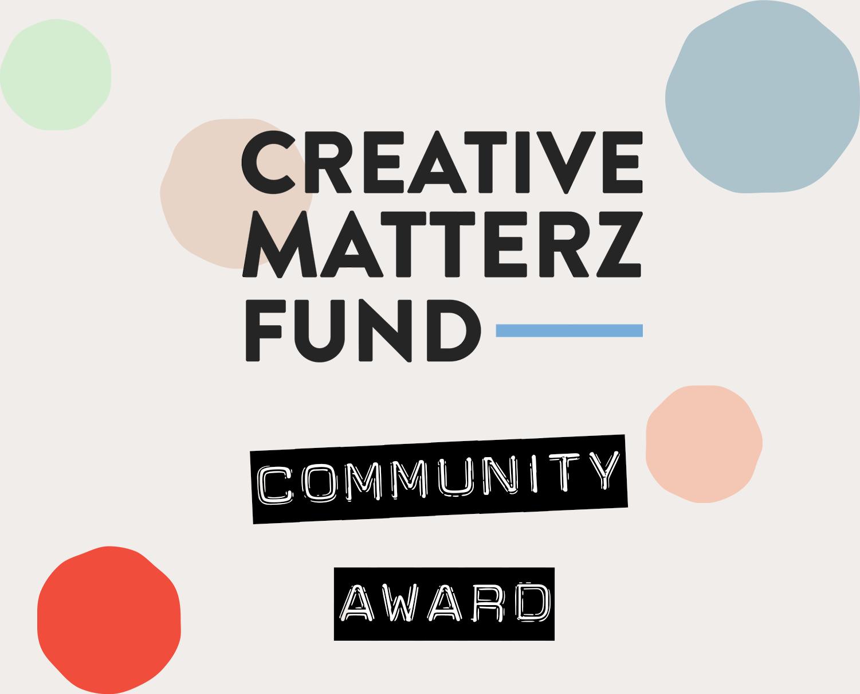 创意- matterz基金-社区-奖励- 2021. - png
