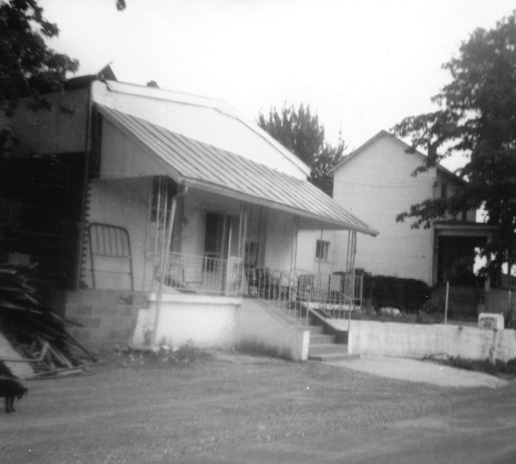 The old Elly Post Office
