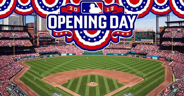 It's Opening Day for our Cardinals!! The San Diego Padres don't stand a chance! How are you spending your opening day?
