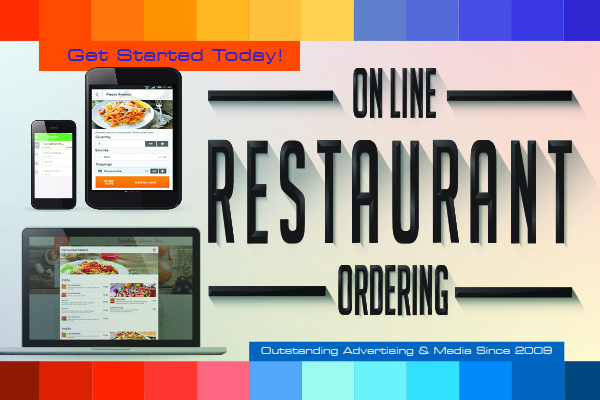 This belongs to you! You are not sharing your customers or competing with similar restaurants in your delivery area.