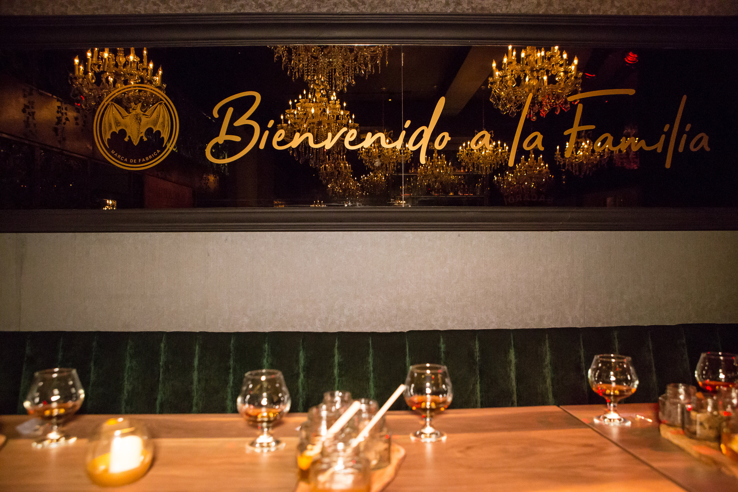 Atmosphere at  the BACARDI Rum Room Launch on May 10 in NYC (2).jpg