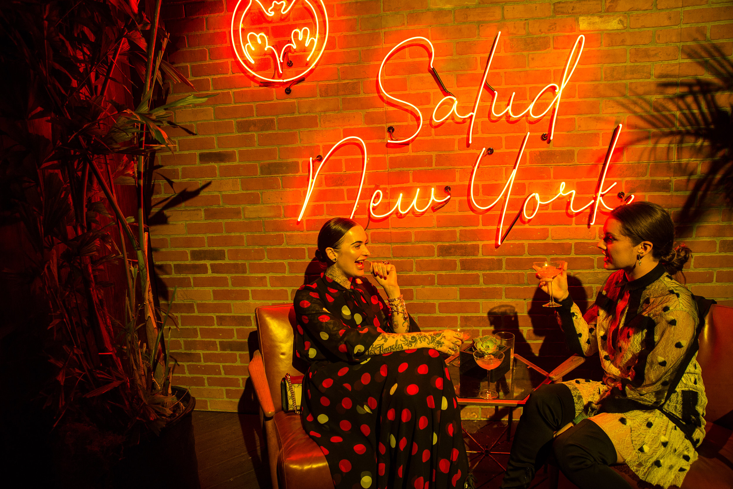Guests attend  the BACARDI Rum Room Launch on May 10 in NYC (3).jpg