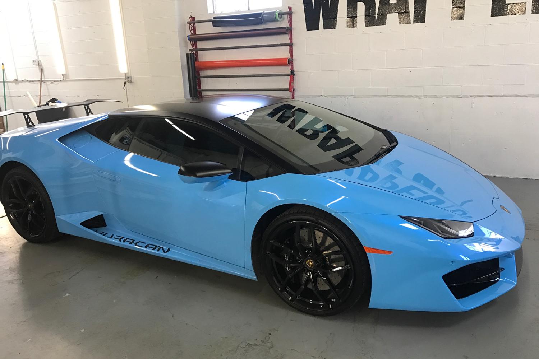 Lamborghini Paint Protection