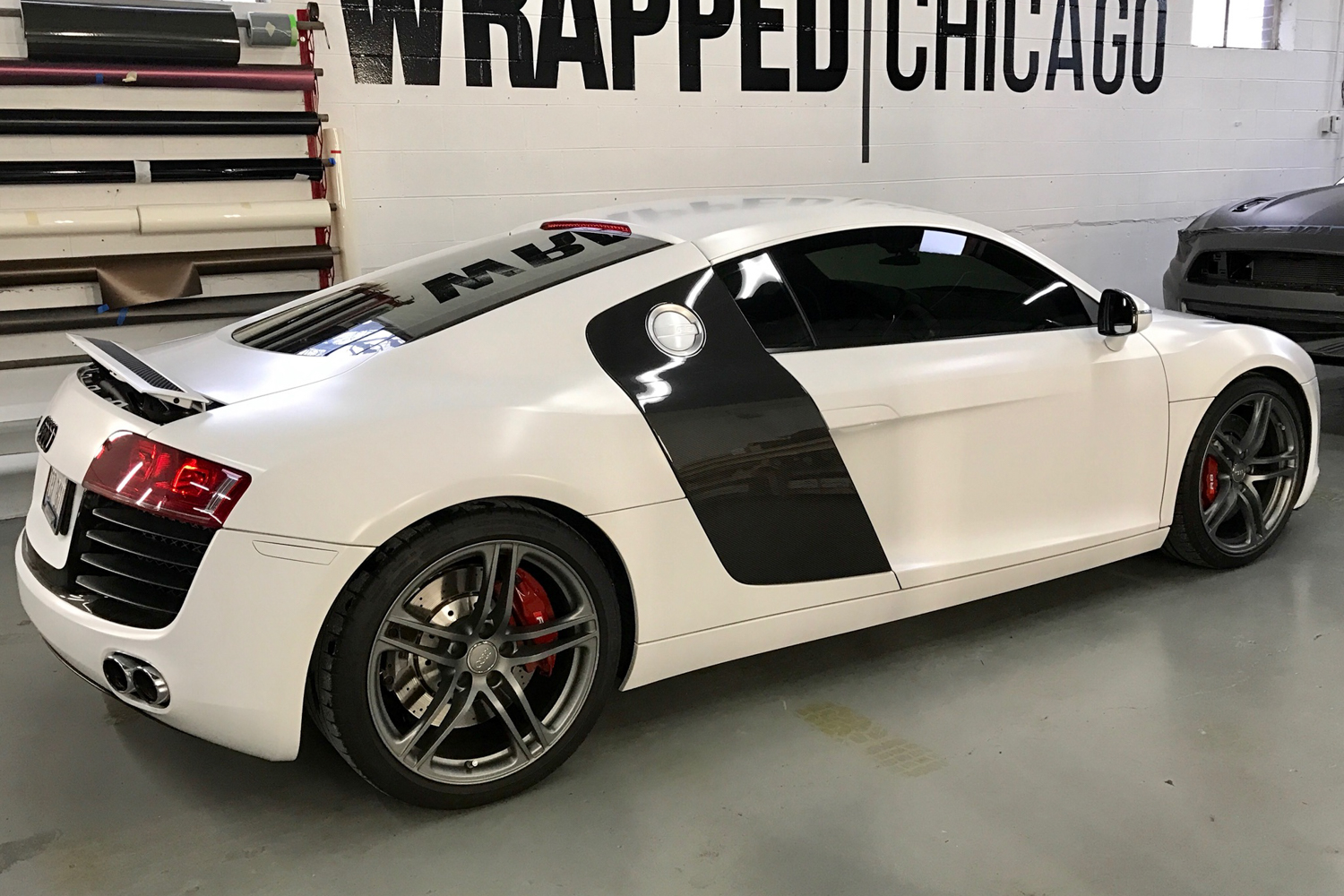 Exotic Car Tinting Chicago