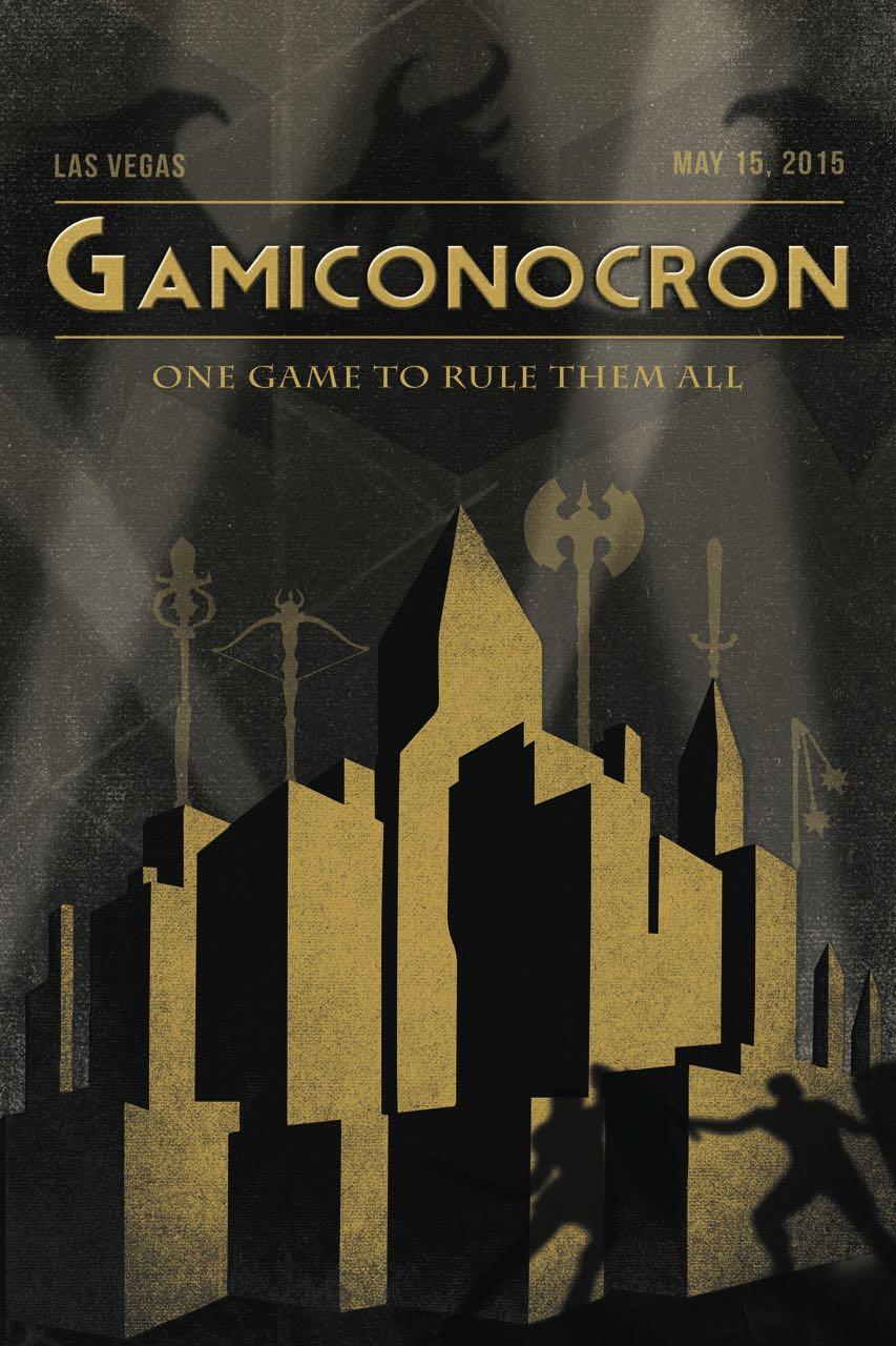 Gamiconocron Riddell
