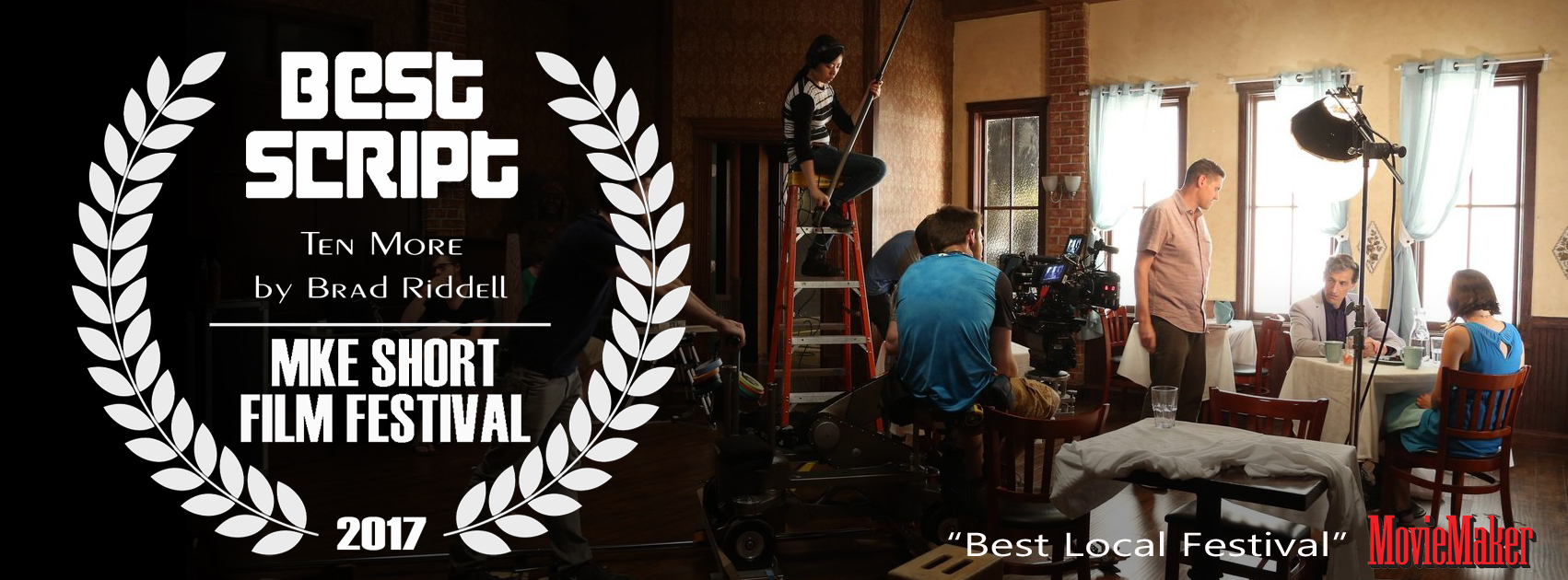 Best Script, MKE Short Film Festival 2017