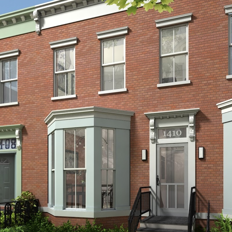 1410 S Street NW -2 Units - SOLD 2013