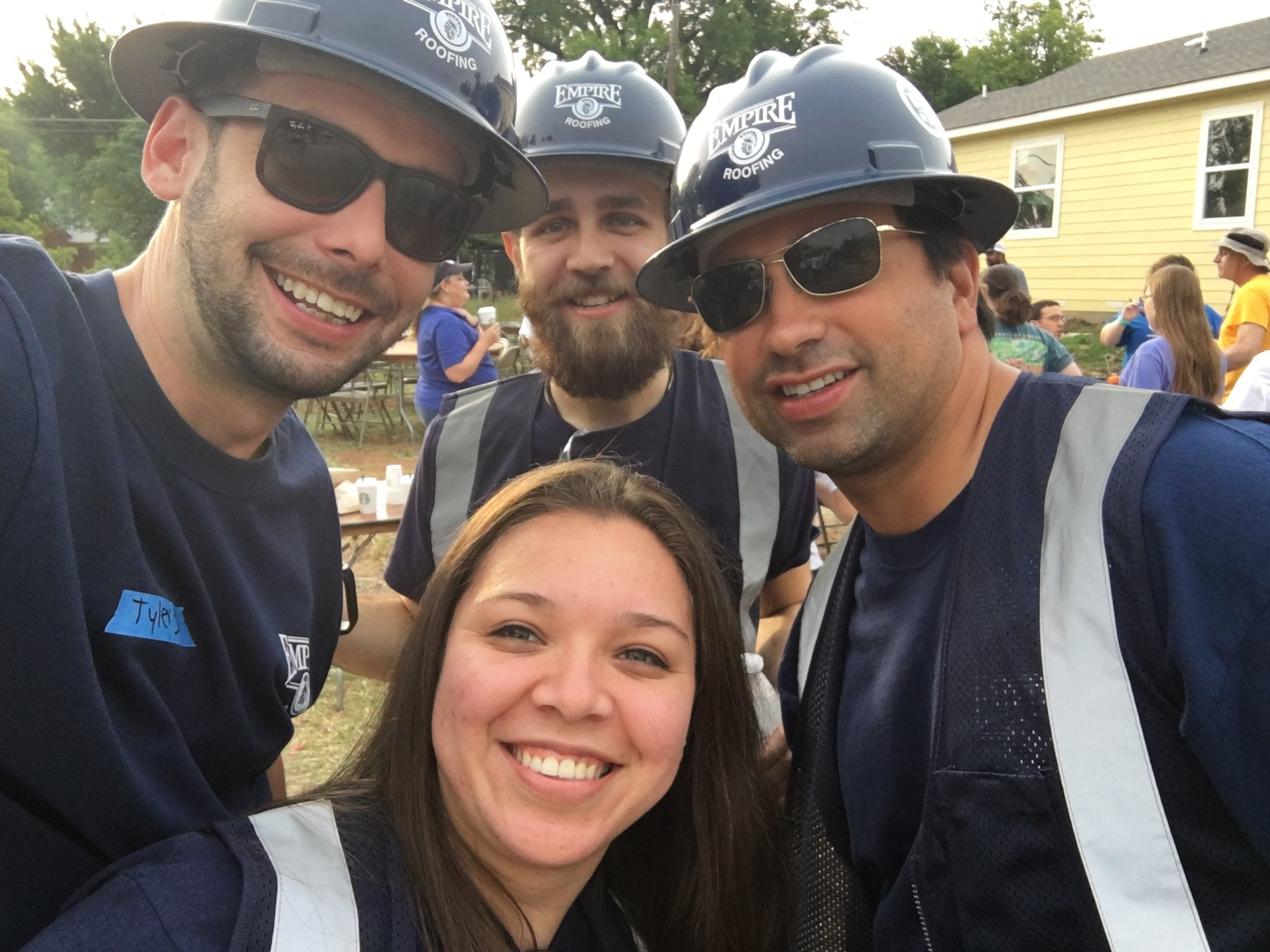 Habitat for Humanity - Empire Roofing