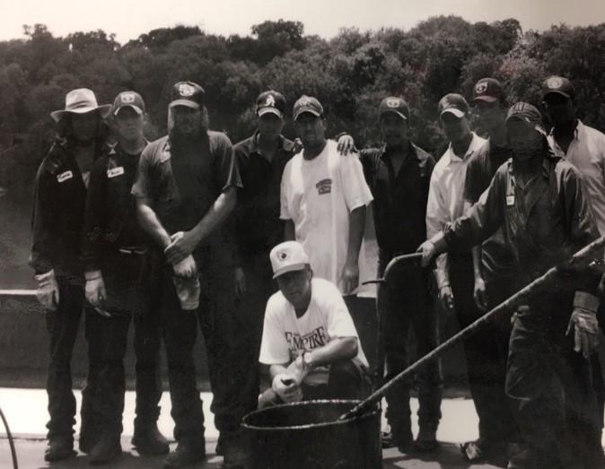 Ronnie McGlothlin & The Initial Crew