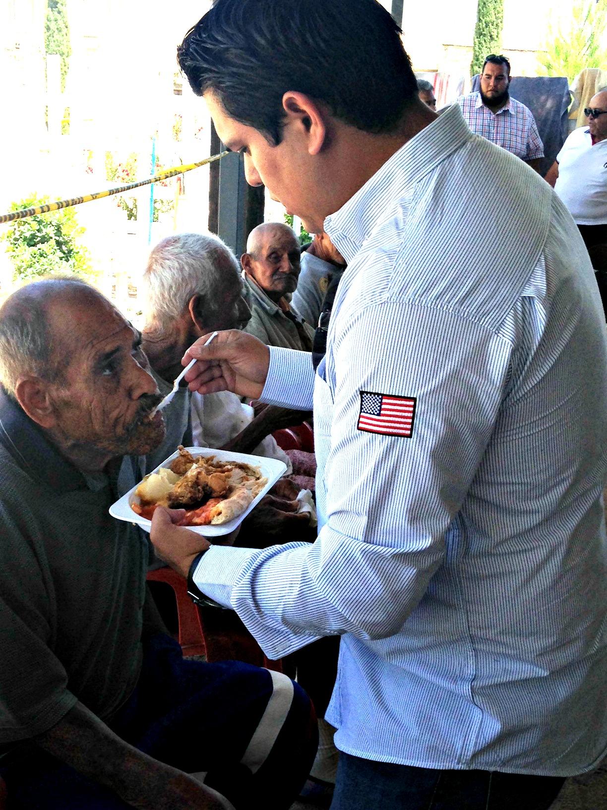 Mexico Volunteer Work
