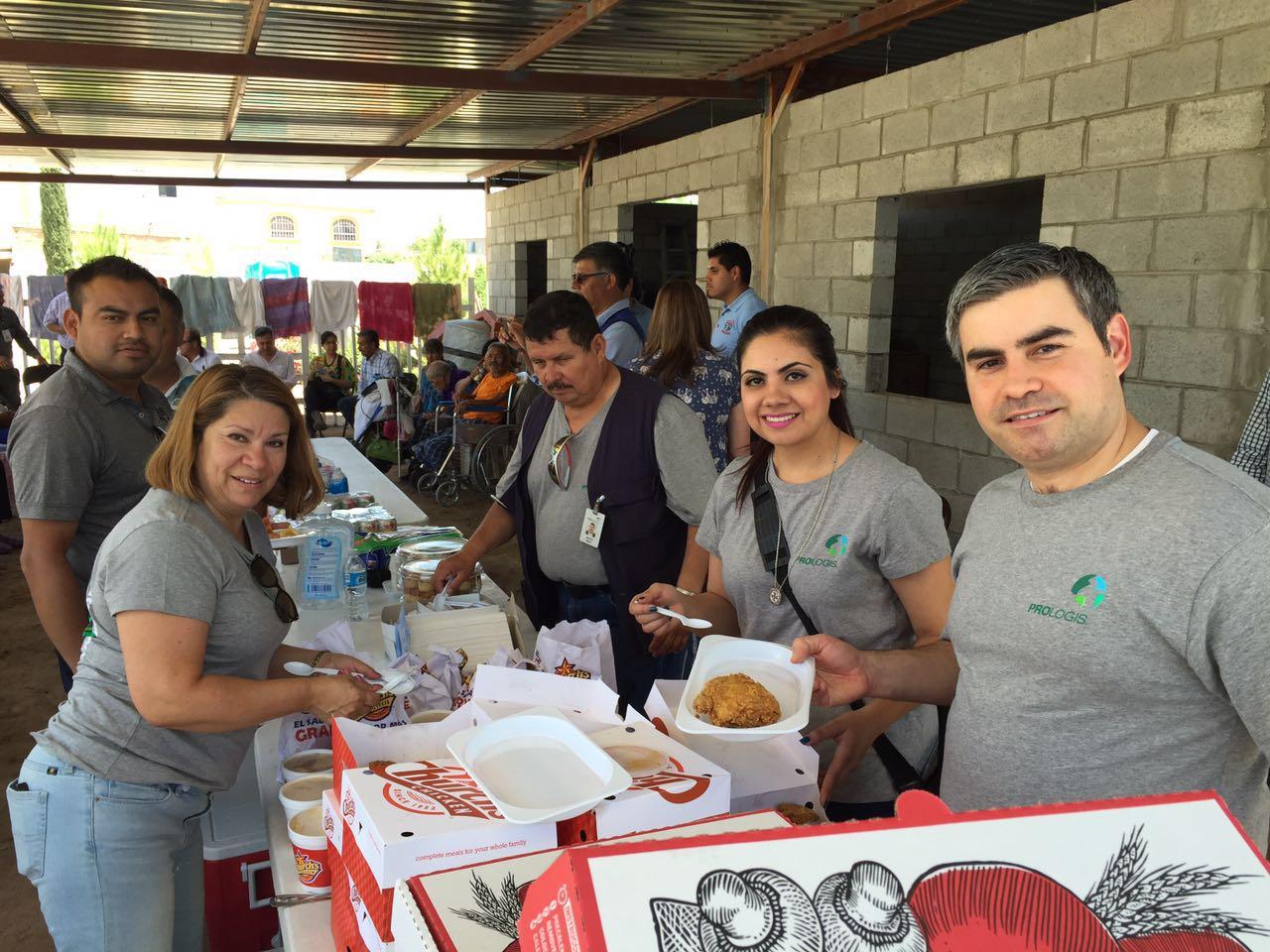 Empire Roofing Mexico - Volunteer Work